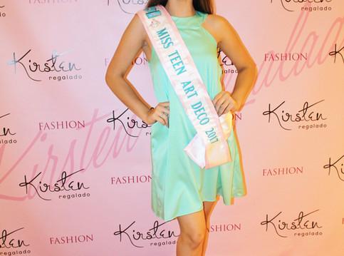 Kirsten Regalado Fashion Show