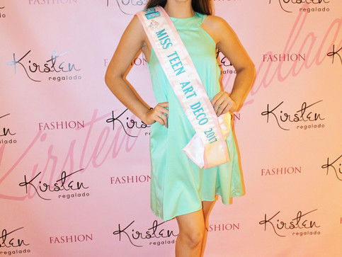 Kirsten Regalado Fashion Show