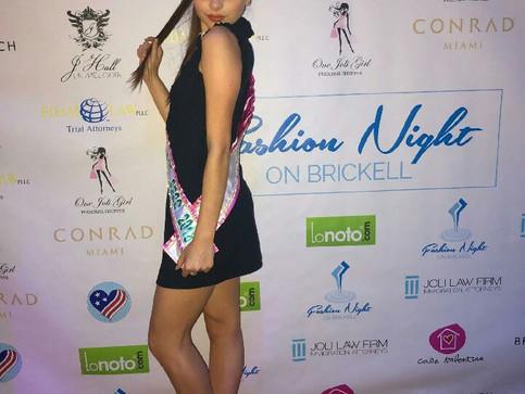 5th Annual Fashion Night on Brickell