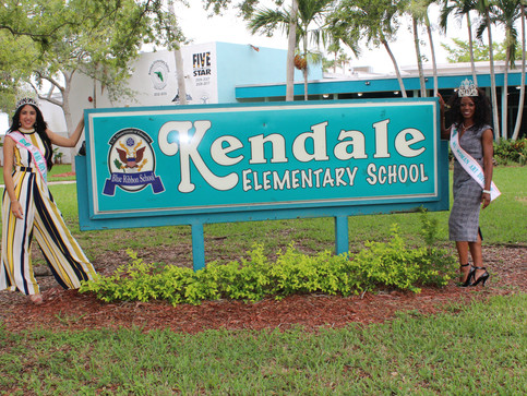 Career Day at Kendale Elementary School