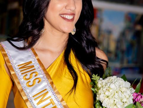 Miss Art Deco is the new Miss Intercontinental Cuba 2018