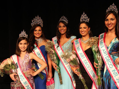 Miss Art Deco 2015 Pageant