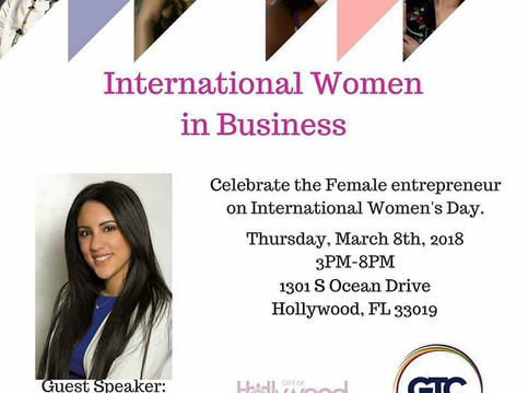 GTC International Women in Business Conference