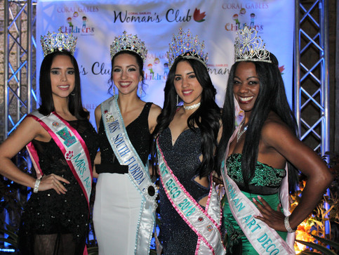Coral Gables Woman's Club Annual Gala