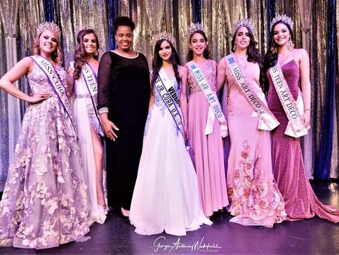 Miss Art Deco 2019 Pageant