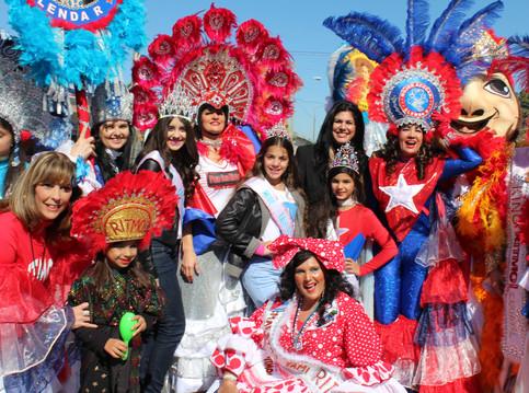 Jose Marti Commemorative Parade 2016