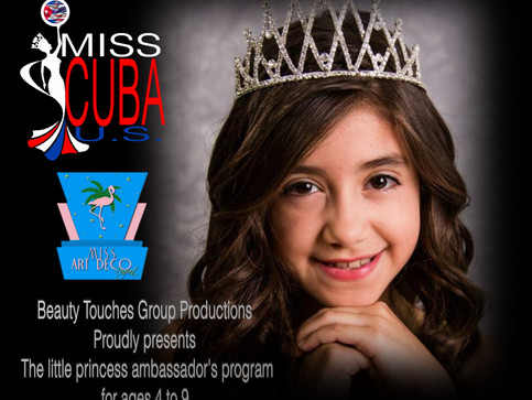 Launching of Little Princess Ambassador's Program