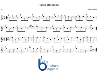 TUNE RELEASE: Fiona's Obsession