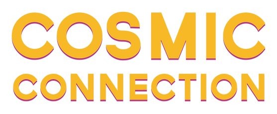 Cosmic connection logo