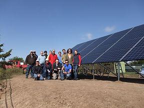 solar installation workshops by Dixon Power Systems Nebraska