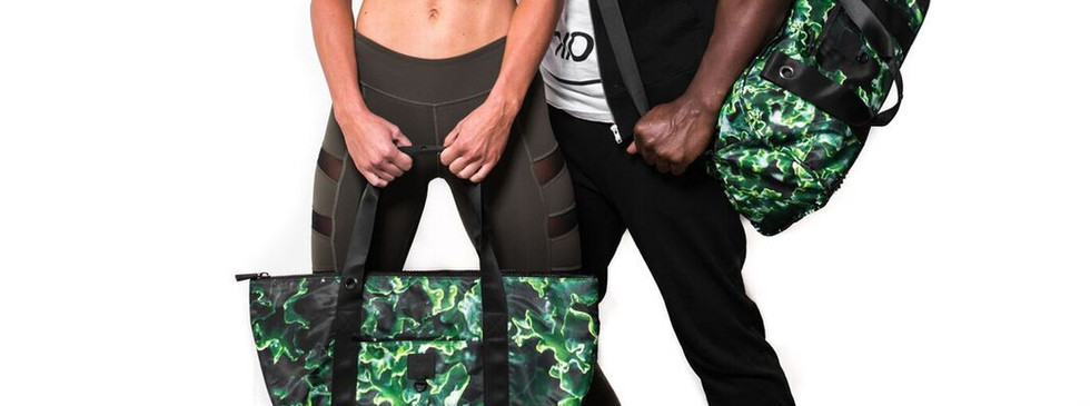 Go!Sac - Sport Collaboration with TEREZ Activewear