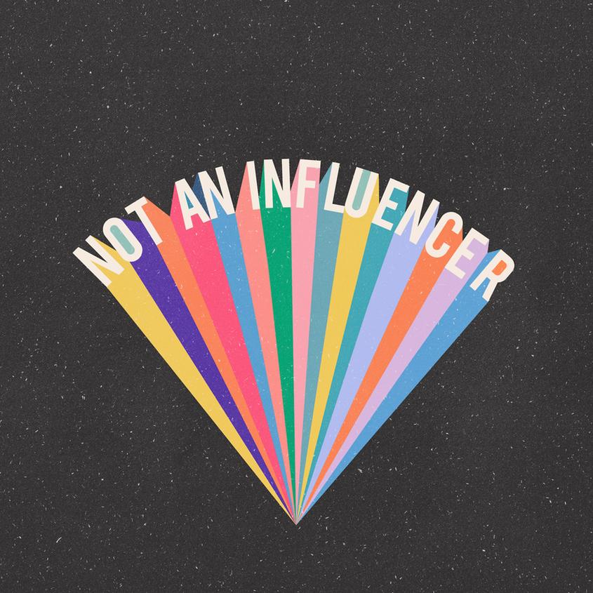 Colorful, rainbow-style letter design by TikaDesign via 99designs.com