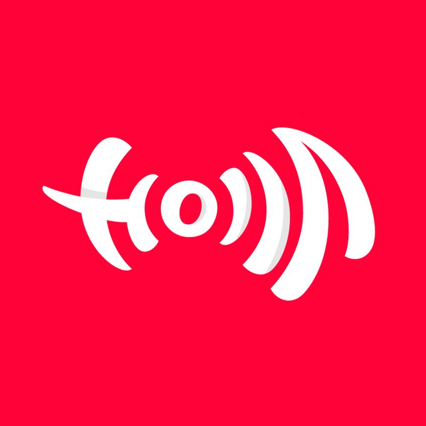 A dynamic hand-drawn wordmark logo design by QuattroCreative via 99designs.com
