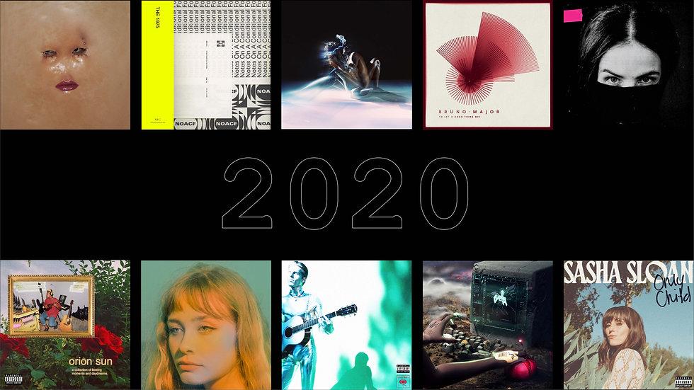2020 music favorites