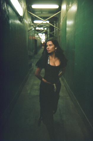 Portrait of Sara Val