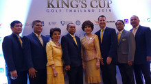 Press Conference King's Cup 2016