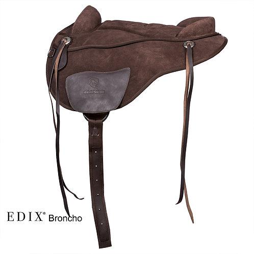 EDIX Broncho Treeless Saddle