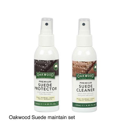 Oakwood Suede Care Kit