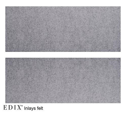EDIX Felt inlays