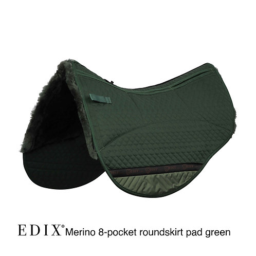 EDIX 8 Pocket Round Skirted Pad