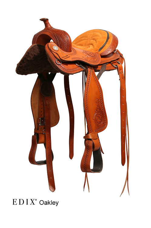 EDIX Oakley Treeless Saddle