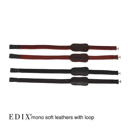 EDIX Mono Loop T-bar Soft Leathers