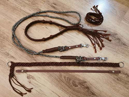 The 'Tree Bark' Bosal Collection