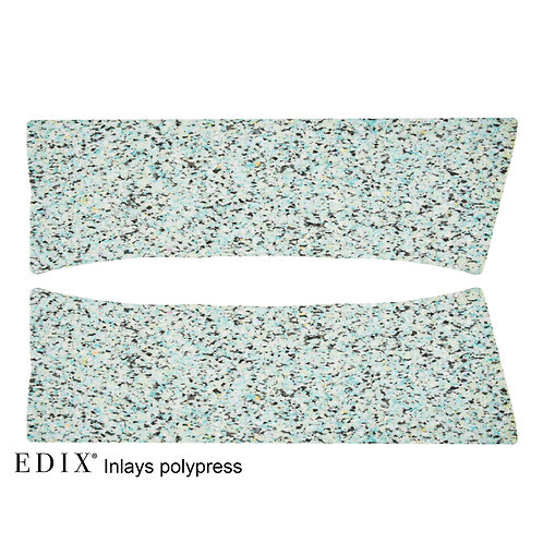 EDIX Polypress inlays