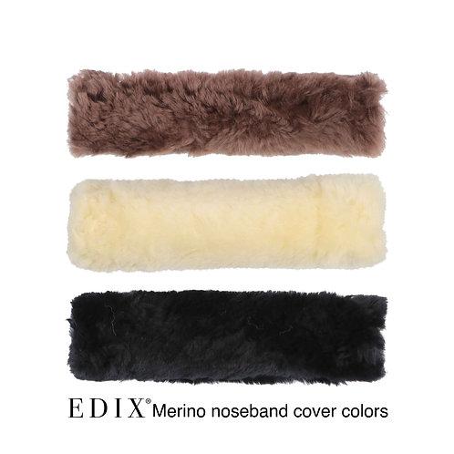 EDIX Merino Wool Noseband Cover