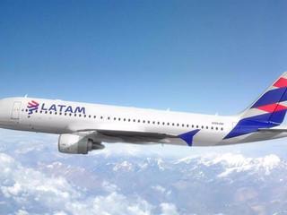 Grupo Latam projeta crescimento internacional de até 8%