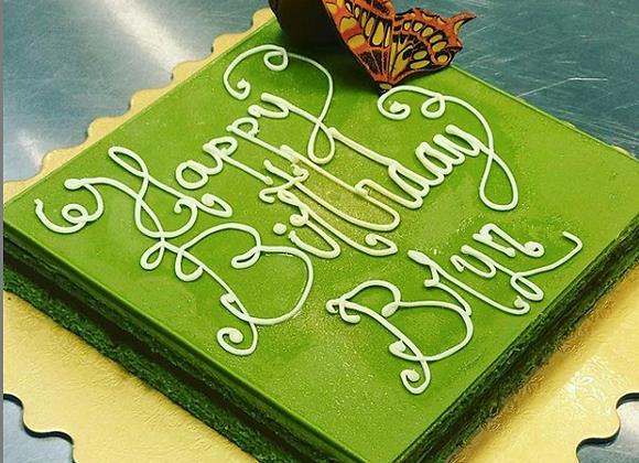 Matcha Opera Cake-Big