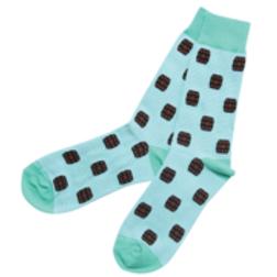 Bourbon Striped Socks