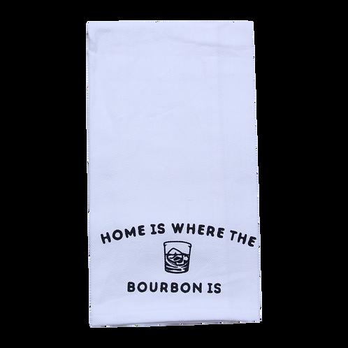 Bourbon Home Tea Towel