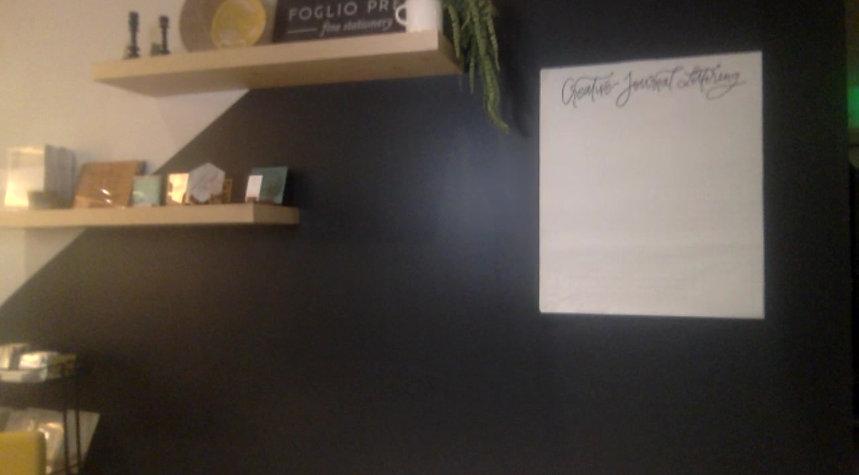 Creative Journal Lettering
