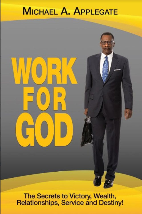 Work For God Book