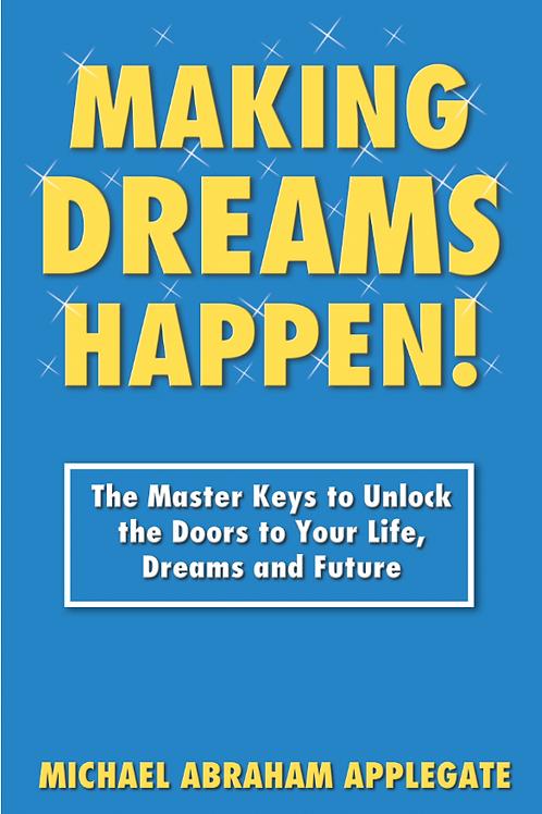 Making Dreams Happen Book