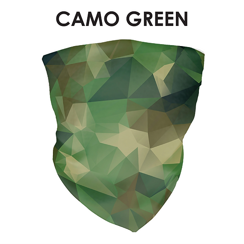 BUFF-Camo Green