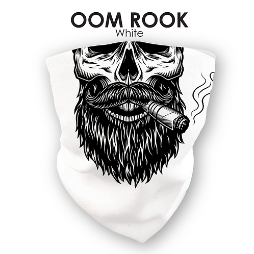 BUFF-Oom Rook White