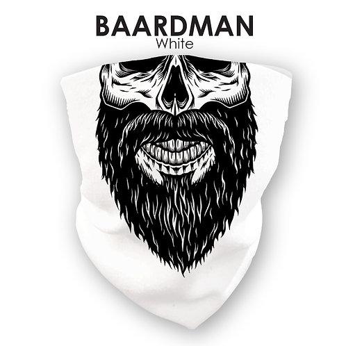 BUFF-Baardman White