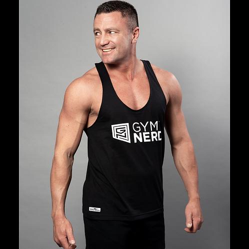 "Stringer Vest ""Gym Nerd"""