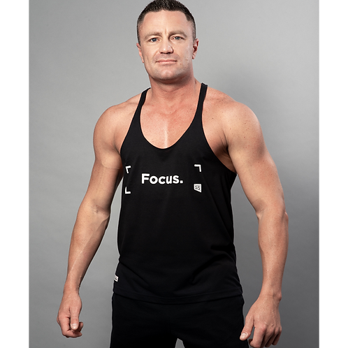 "Ultra Stringer Vest ""Focus"""