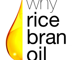 Why Rice Bran Oil?