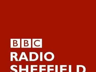 Christine talks about skin care on Radio Sheffield