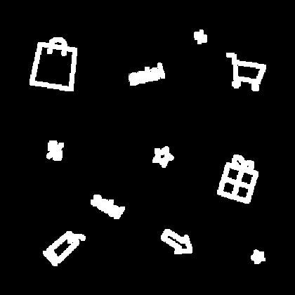 Sale Icons Black