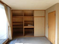 【既存】3F南側寝室