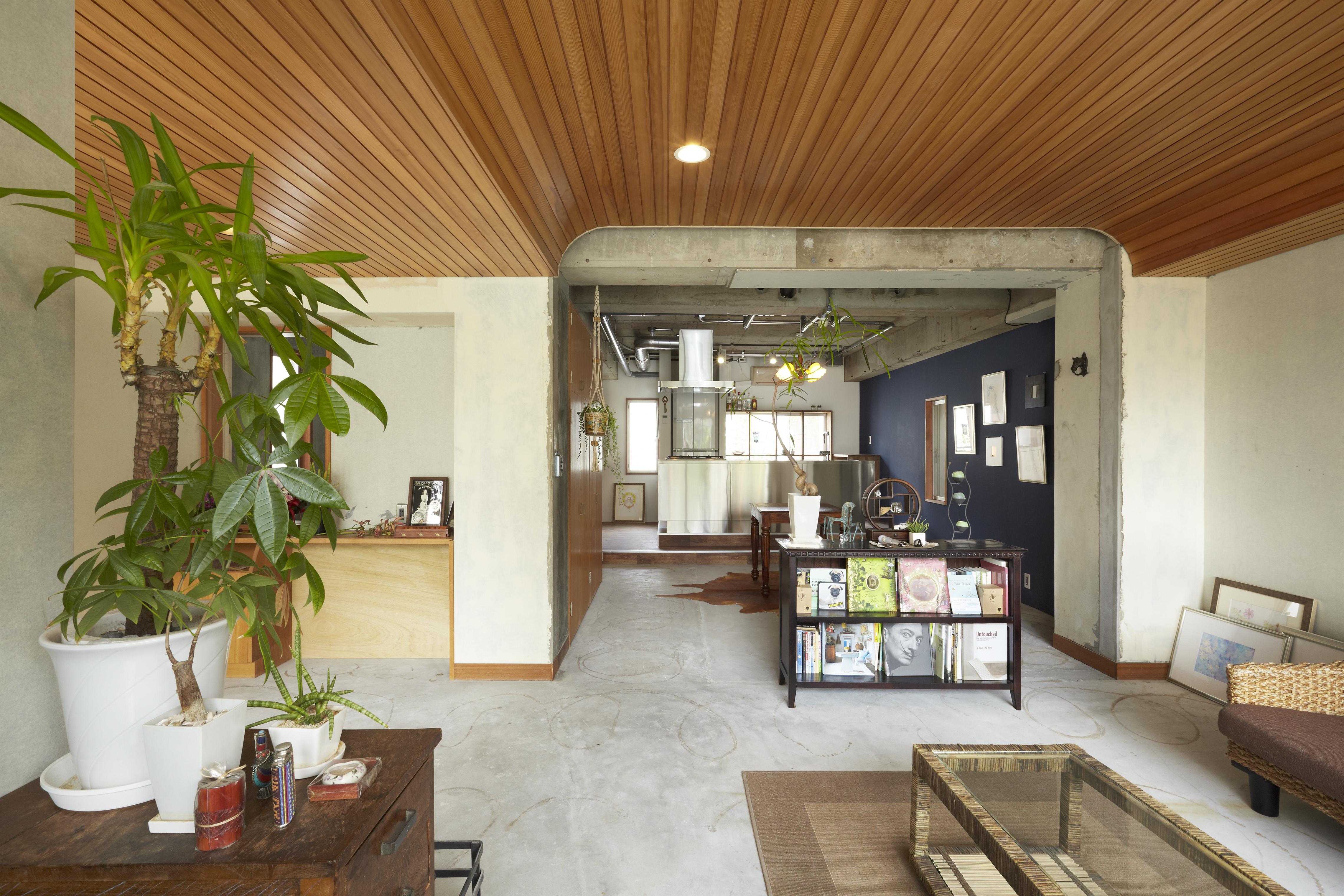 【新規】2階リビングダイニングキッチン