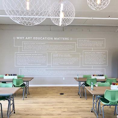 Creative Plains Foundation Fargo Art Wor
