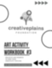 Art Activity Workbook 3 Creative Plains