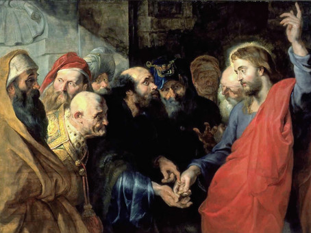 Wednesday of the Ninth Week in Ordinary Time