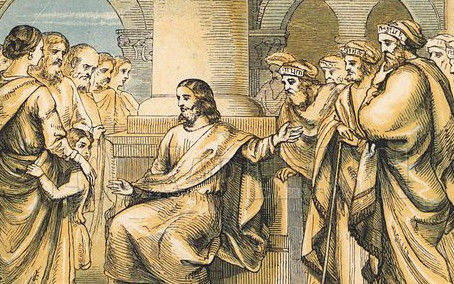 Monday of the Twenty-First Week in Ordinary Time